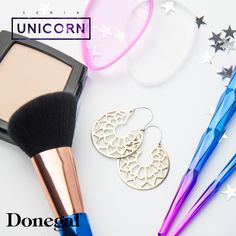 A jak Ty przygotowujesz się na wieczorne wyjście? #beauty #makeup #make-up #brush #unicorn #jednorożec #pędzel #makijaż #beauty #accesories