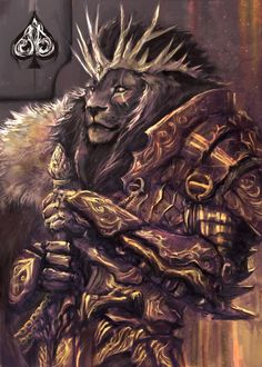 My Ancestral Guardian (?) Who is always with me but invisible until I rage then he appears in battle with me. Character Concept, Character Art, Concept Art, Character Design, Character Inspiration, Fantasy Races, Fantasy Art, Fantasy Creatures, Mythical Creatures