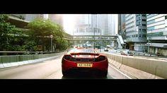 Cooles Event von McLaren in Hong Kong!