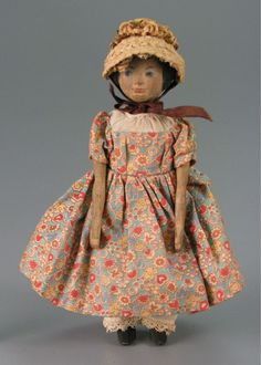 110.10782: Hitty Doll | doll | Dolls from the Early Twentieth Century | Dolls | National Museum of Play Online Collections | The Strong