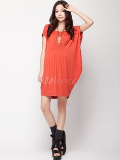 #Milanoo.com Ltd          #Maternity Dresses        #Fashion #Orange #Pleated #Cotton #Lycra #Spandex #Maternity #Dress           Fashion Orange Pleated Cotton Lycra Spandex Maternity Dress                                             http://www.snaproduct.com/product.aspx?PID=5689735
