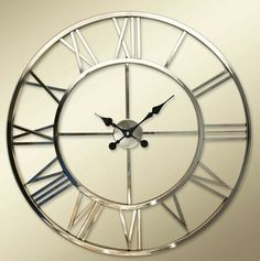 Decor, House, Clock, Modern House, House Exterior, Modern, Home Decor, Modern House Exterior, Wall Clock