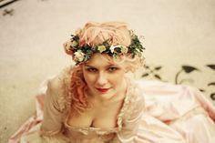 The surreal Marie Antoinette - Kirsten Dunst