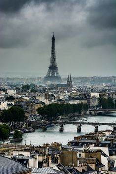 Clouds. Paris by Philippe D. | Flickr