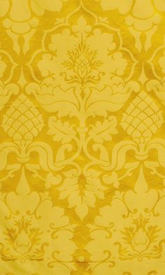 Bellini Imperial Yellow Damask