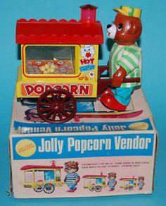 Jolly Popcorn Vendor, w/ box, 72,39 € (21/05/13)