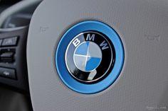 Bildergalerie: BMW i3 (Silber/Grau)