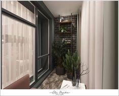 Дизайн-проект квартиры ЖК Скандинавия.