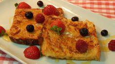 Cómo hacer tostadas Francesas (un desayuno ideal)