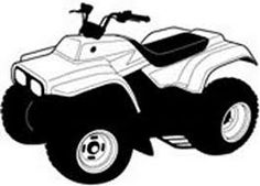 image result for atv mud clipart atv clips pinterest atv rh pinterest com atv clip art black and white atv clip art black and white