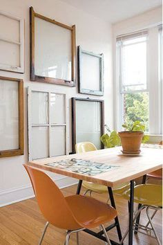 Projects with old windows -6