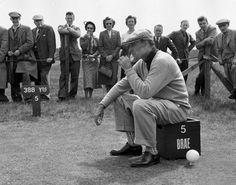 Ben Hogan 1953 British Open Carnoustie