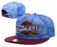 NBA Cleveland Cavaliers Snapback Hats--SD