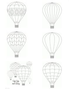 Balloon Coloring Pages For Kids - http://fullcoloring.com/balloon-coloring-pages-for-kids.html