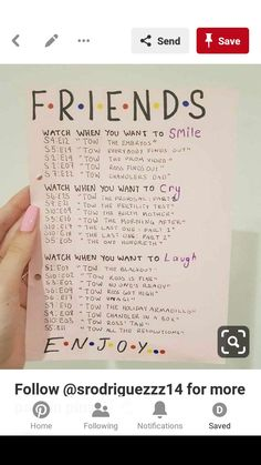 Popular good girl quotes tv show Serie Friends, Friends Episodes, Friends Moments, Friends Tv Show Gifts, Good Girl Quotes, Cute Quotes, Things To Do When Bored, Friend Memes, Girls Life