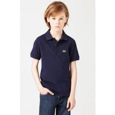 bb468f9c448e Boy s Short Sleeve Classic Pique Polo