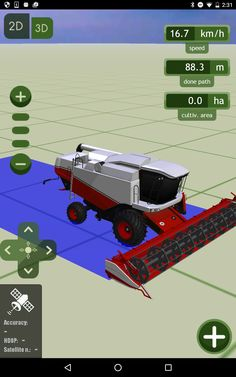 MachineryGuide harvester model 3D  #MachineryGuide #harvester #models #guidance #application #agriculture