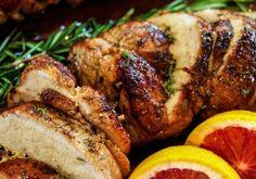 Baconlindad Fylld fläskfile med soltorkade tomater och feta | BBQLovers.se