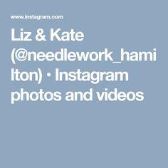 Liz & Kate (@needlework_hamilton) • Instagram photos and videos
