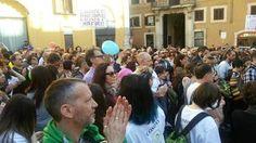 Blog dell'Avvocato Saverio Crea: In tanti a Roma: «Sulle vaccinazioni vogliamo libe...