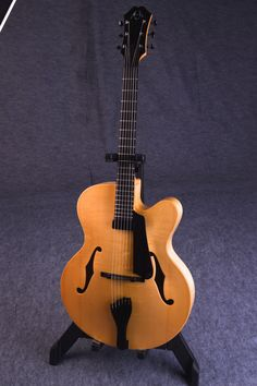 SOLD - American Archtop Dream 17""