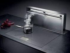 campana de encimera de cocina