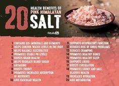 Benefits of Pink Himalayan Salt