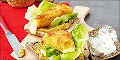 20 Minuten - Gebratener Käse mit Feigensenf - News