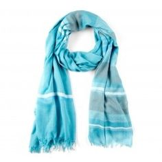 Blue & Gray Scarf  Pinned from PinTo for iPad 