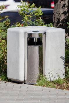 Функциональные и эстетичные урны помогут дополнить общественное пространство городских улиц, парка, сквера или набережной. Canning, Collection, Conservation