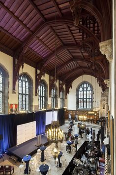 Hart House - Great Hall Toronto - This would be perfect for a Harry Potter Themed Wedding! Wedding Venues Toronto, Best Wedding Venues, Wedding Ideas, Hart House, Harry Potter Wedding, Wedding Things, Quad, Ontario, Movie