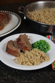 Homemade Rice A Roni - Gluten Free