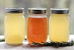 Homemade Herbal Cordial. Use this to make Lavender Lemonade!