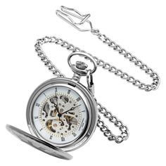 Pocket Watch - Click on the link or image to see reviews of the Top 10 Best Pocket Watches you can find! $84.00