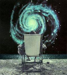 Watching the universe unfold...