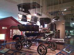 The Henry Ford Museum- Model T