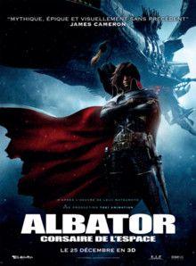 キャプテンハーロック (Captain Harlock) Albator, corsaire de l'espace Film de Shinji Aramaki (2013)