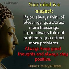 Your mind is a magnet