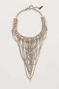 Meltwater Necklace #anthropologie