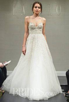 Tulle Wedding Dress | Wedding Dresses Style | Brides.com
