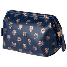 Owl Make Up Bag.