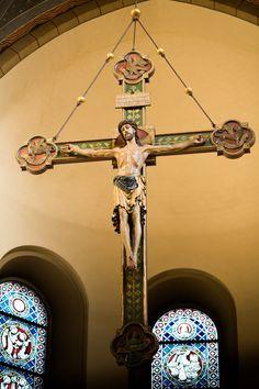 https://flic.kr/p/Ptznkq | Triumphkreuz | St. Lambertus, Castrop-Rauxel