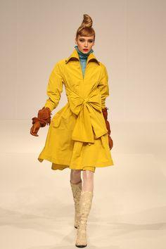 [No.42/118] YUKIKO HANAI 2012-13秋冬コレクション | Fashionsnap.com