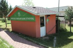 Deprem öncü işaretleri izleme istasyonumuz..