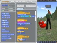 Getting Started with Scratch for Second Life