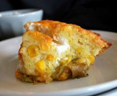 This Green Chilie Cornbread Casserole Is Just Perfect. I Just Love The Taste Of This Casserole. This is a wonderful recipe. Click the photo for all of this oh so wonderful recipe. Great Chili Recipes, Cornbread Casserole, Good Food, Yummy Food, Bread Recipes, Wonderful Recipe, Chuck Wagon, Corn Bread, Meals