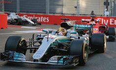 """Briga de trânsito na Fórmula 1: """"Se for homem, sai do carro e faça cara a cara"""", diz Hamilton a Vettel"""