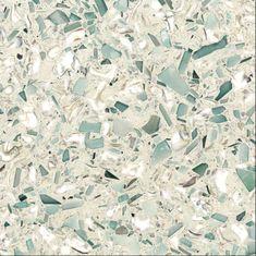 seaglass countertop color scheme