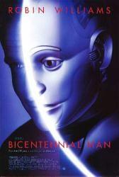 Bicentennial Man movie poster [Robin Williams] one-sheet