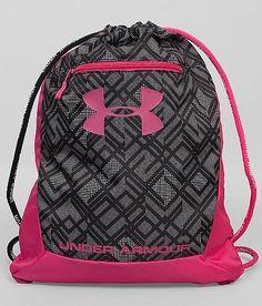 Under Armour® Hustle Drawstring Bag